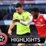 Arsenal Vs Sheffield United 1 1 Goals And Full Highlights