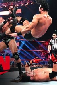 Randy Orton vs. Drew McIntyre vs. AJ Styles – MONDAY NIGHT RAW