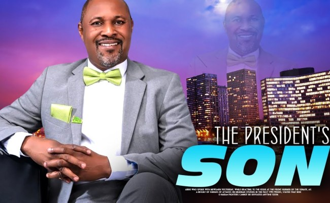 The President S Son Yoruba Movie 2020 Mp4 Hd Download
