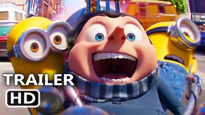 minions 2 trailer starring steve 768x432 - Minions 2 Trailer – Starring Steve Carell