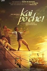 Kai po che! (2013) Hindi Movie