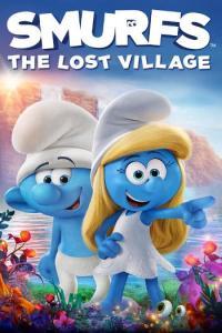 Smurfs The Lost Village (2017) Dual Audio Hindi-English Movie