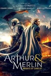 Arthur & Merlin Knights of Camelot (2020) Full Movie