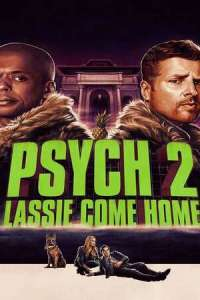 Psych 2: Lassie Come Home (2020) Subtitles
