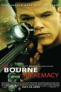 The Bourne Supremacy (2004) Dual Audio Hindi-English Movie