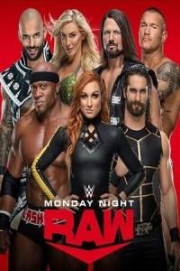 WWE RAW 20 July, 2020 Full Show