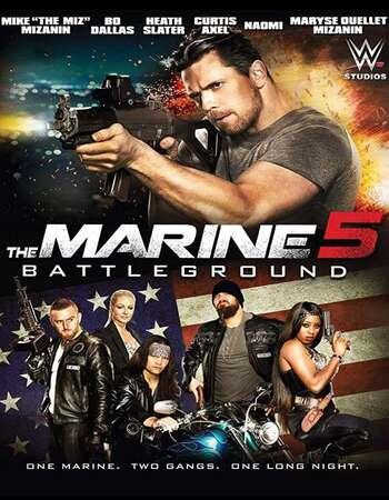 The Marine 5 Battleground 2017
