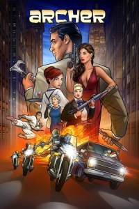 Archer Season 11 (S11) Complete Web Series