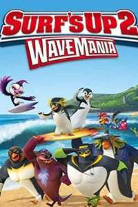 Surf's Up 2: WaveMania (2017) Dual Audio Full Movie