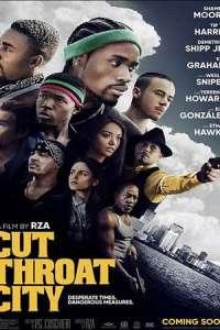 Cut Throat City (2020) Movie Subtitles