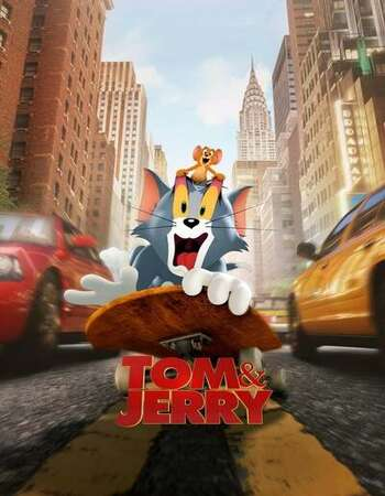 Tom and Jerry (2021) English Subtitles