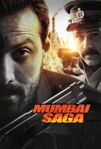 Mumbai Saga (2021) Full Hindi Movie
