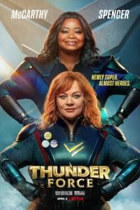 Thunder Force (2021) Subtitles