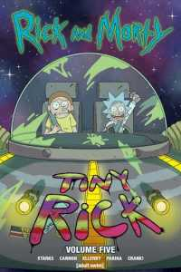 Rick and Morty Season 5 (S05) Subtitles