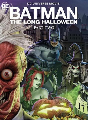 Batman- The Long Halloween, Part Two 2021