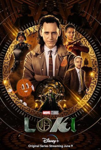 Loki Season 1 Episode 6 (S01E06) TV Show [For All Time. Always.]