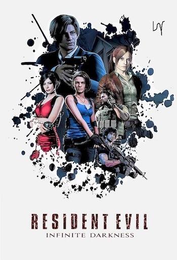 Resident Evil: Infinite Darkness Season 1 Episode 2 (S01E02) TV Show