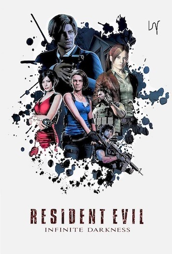 Resident Evil: Infinite Darkness Season 1 Episode 3 (S01E03) TV Show