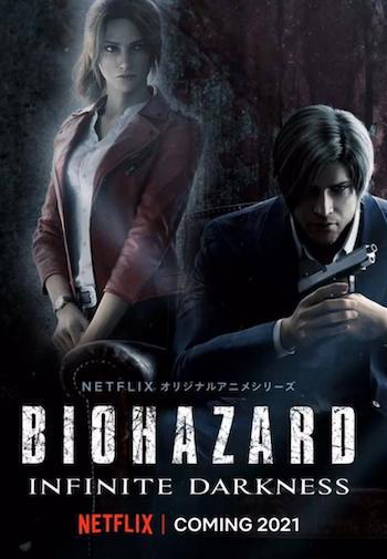 Resident Evil: Infinite Darkness Season 1 (S01) Subtitles