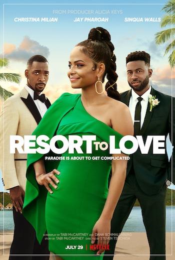 Resort to Love (2021) Full Movie