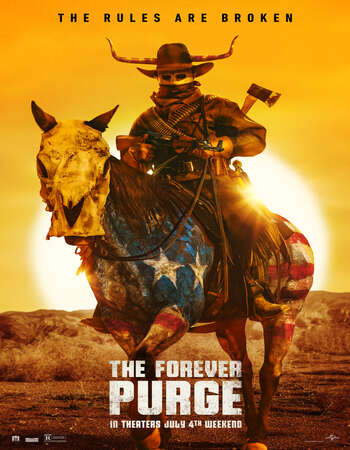 The Forever Purge (2021) Full Movie