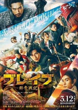 Brave: Gunjyo Senki (2021)
