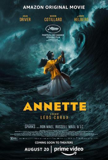 Annette (2021) Dutch Subtitles