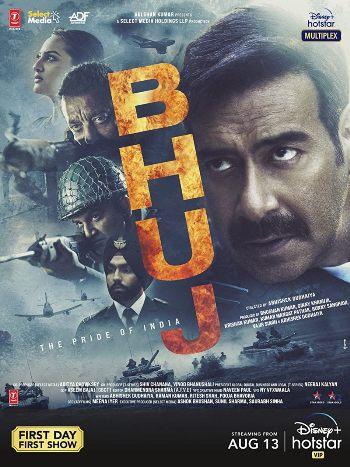 Bhuj The Pride of India (2021) Subtitles