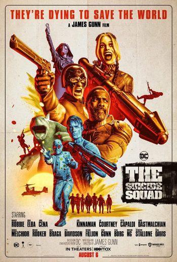 The Suicide Squad (2021) Subtitles