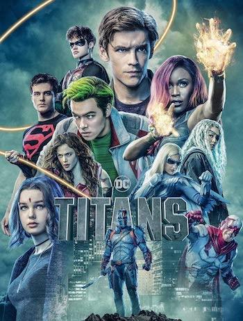 Titans Season 2 (S02) Subtitles