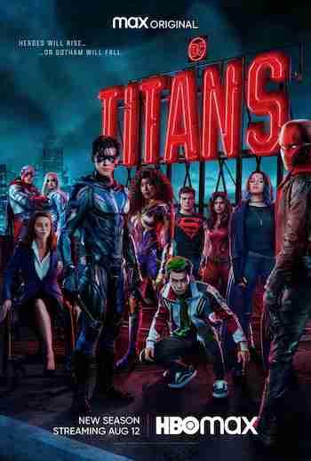 Titans Season 3 (S03) Subtitles