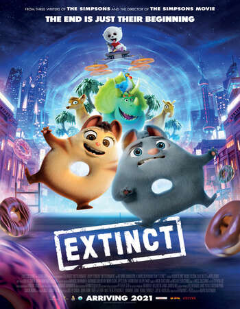 Extinct (2021) English Subtitles
