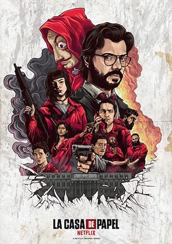 Money Heist Season 5 Indonesian Subtitles
