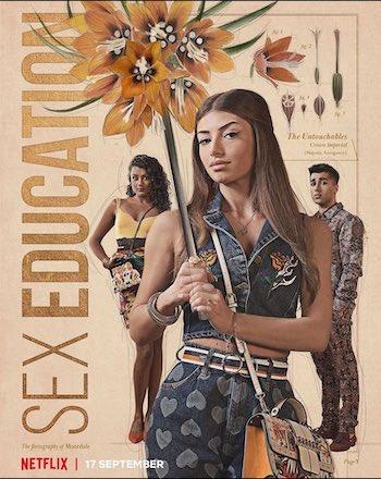Sex Education Season 3 Episode 1 Dual Audio Hindi