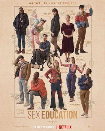 Sex Education Season 3 Hindi