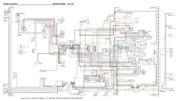 Wiring Diagram – 1970, 71, 72