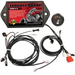 Trailer Brake Box Wiring Diagram Steel Phase 2011 2016 F250 F350 6 7l Bd Diesel Exhaust Control Kit 2001102 Add To My Lists