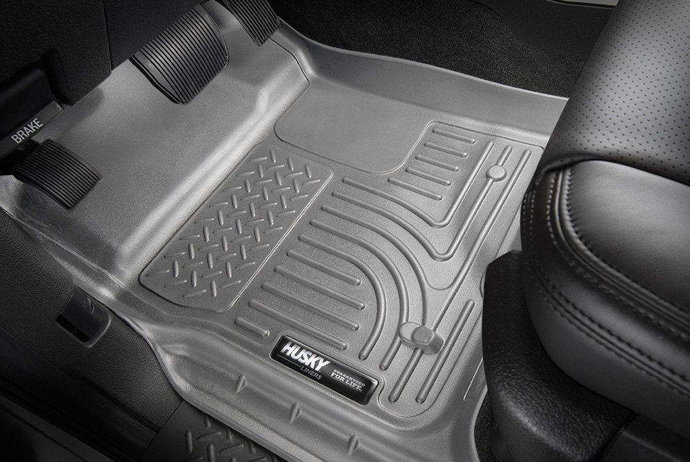 2012 2016 F250 Super Duty Husky WeatherBeater Front Floor