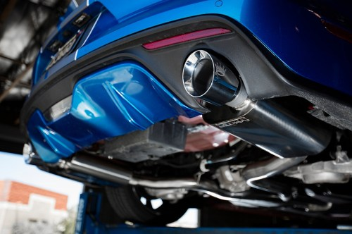 small resolution of 2015 2017 mustang gt 5 0l krona cat back exhaust kit