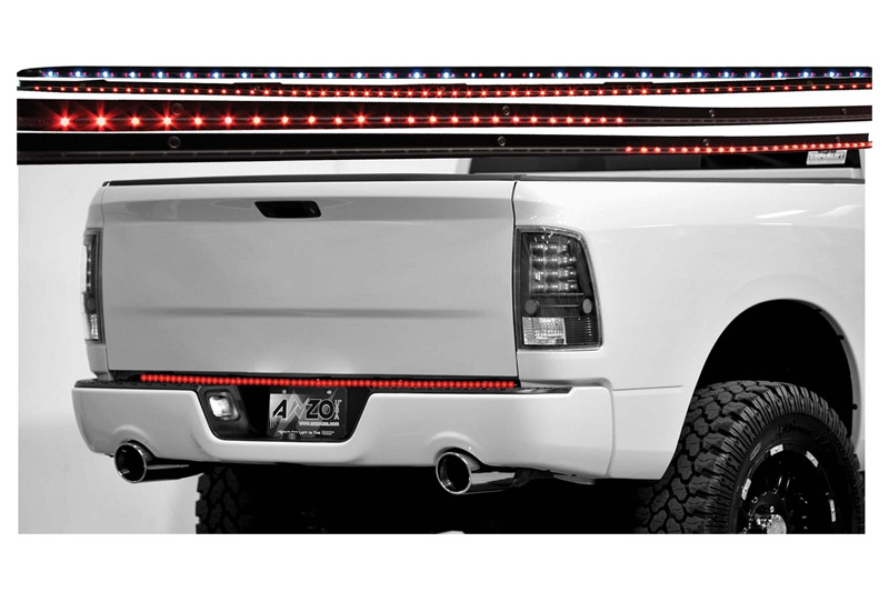 medium resolution of  light bar wiring diagram 000 531045 60 anzo 4 function tailgate ledbar 2 anzo 60 inch 4 led