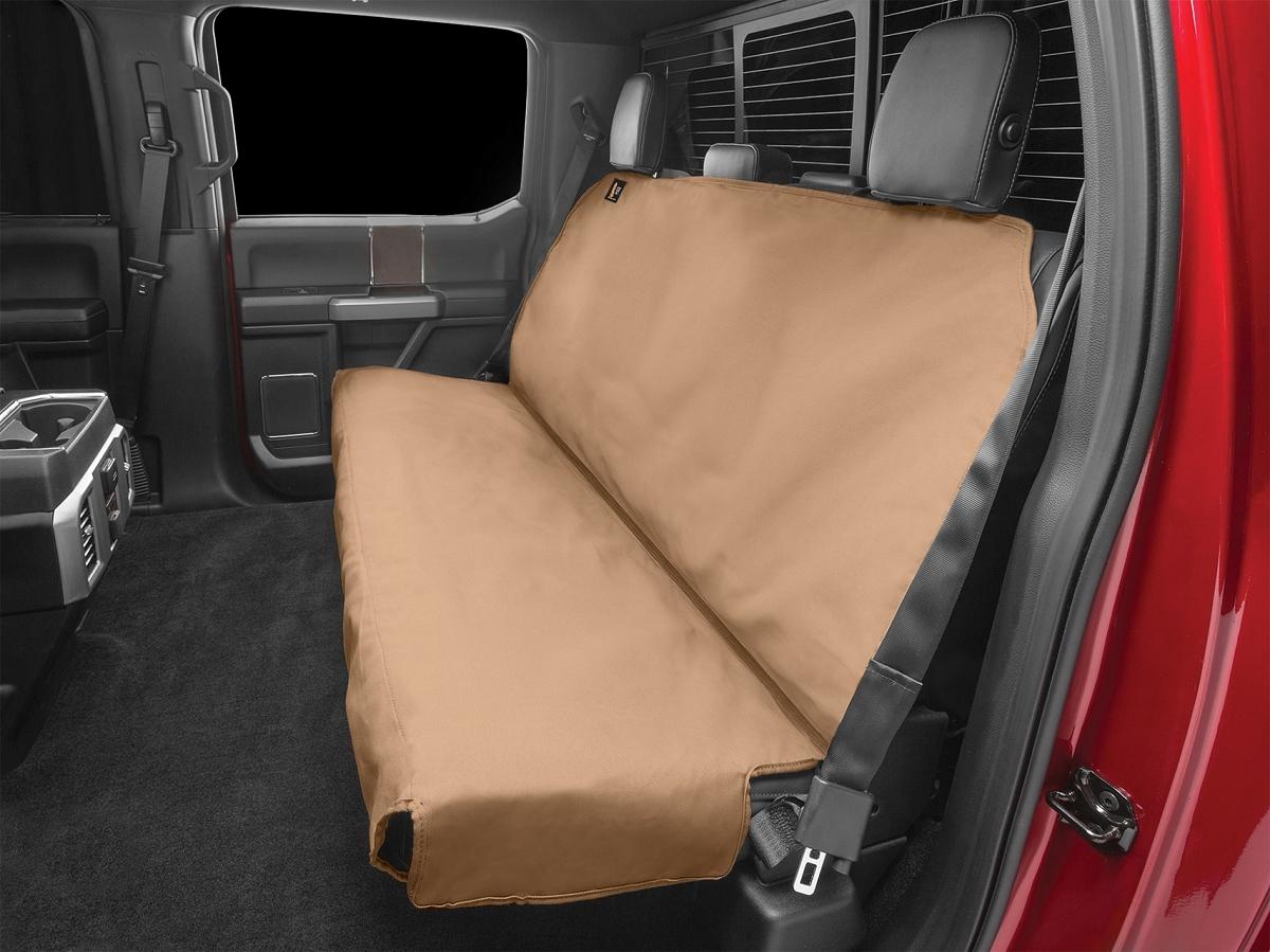 20092017 F150 WeatherTech Rear Seat Protector Crew Cab