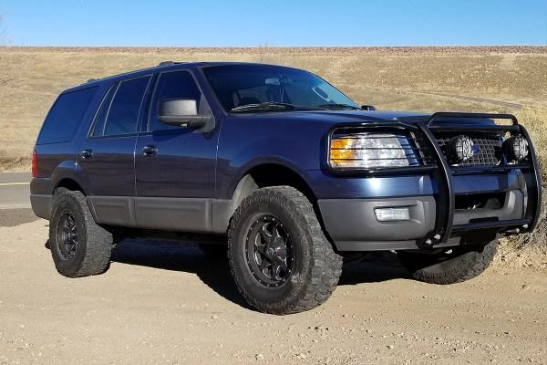 97 ford explorer lift kit