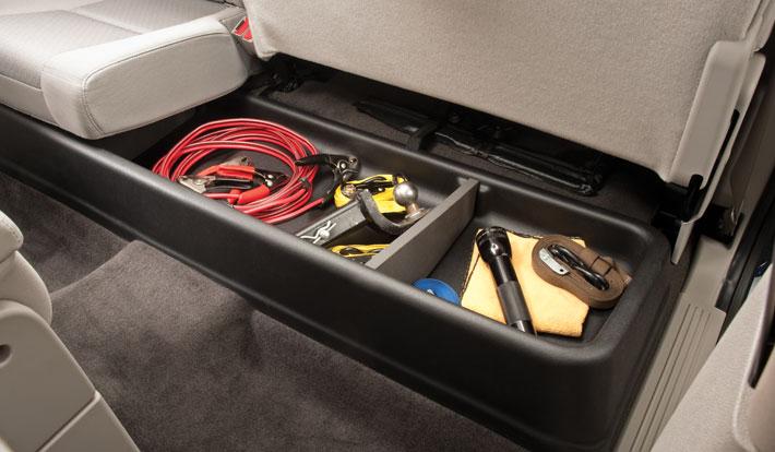 F250 Amp F350 Husky Gearbox Underseat Storage