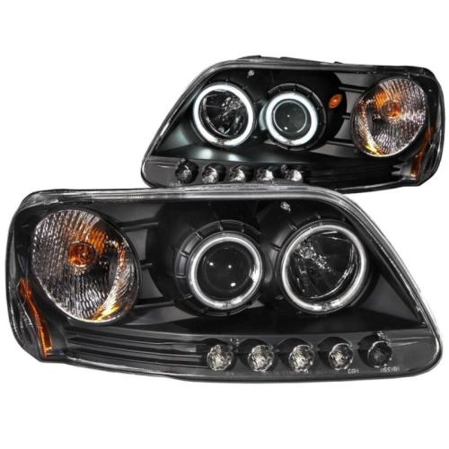 small resolution of add to my lists 1997 2003 f150 anzo projector headlights ccfl halo