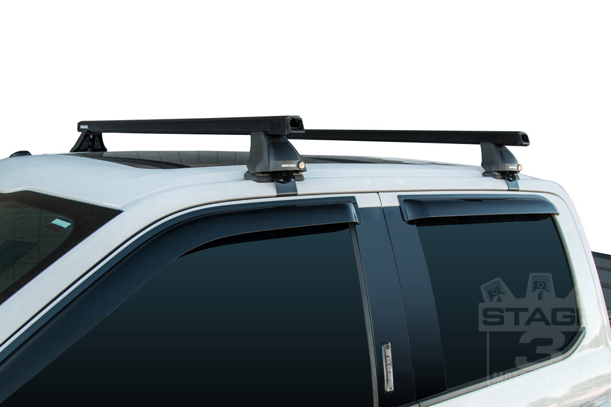 https www stage3motorsports com jb0308 17 19 f250 f350 supercrew rhino rack heavy duty 2500 2 bar roof rack kit black html