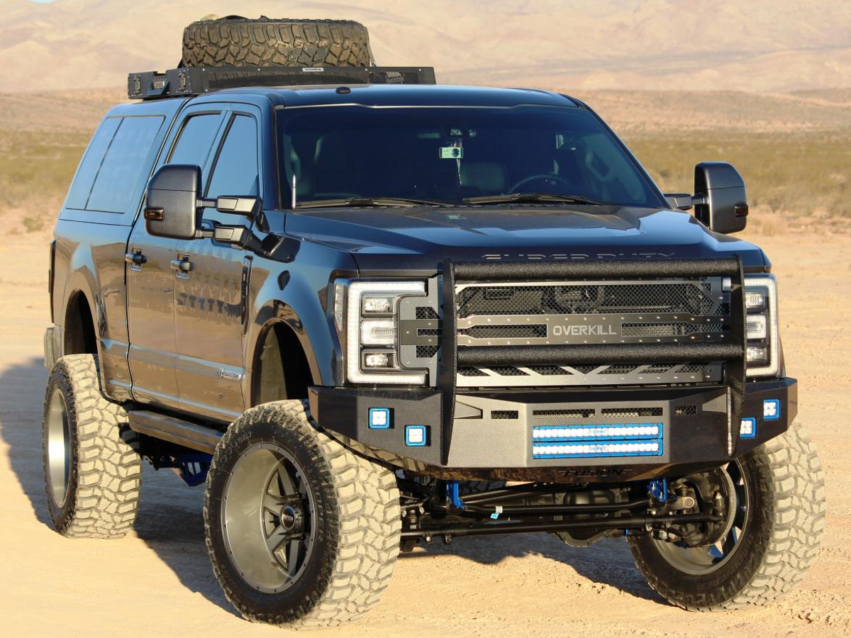 hight resolution of  2017 2019 f250 f350 fusion front off road bumper