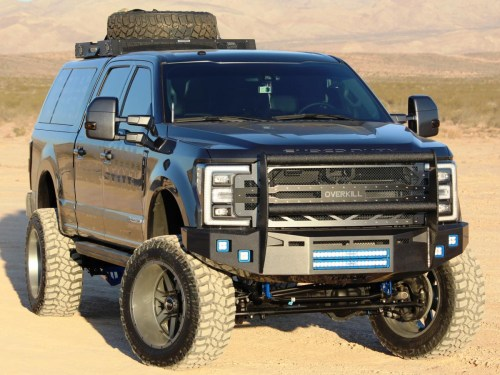 small resolution of  2017 2019 f250 f350 fusion front off road bumper