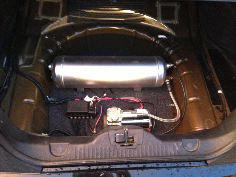 Viair Compressor Wiring Diagram Horn