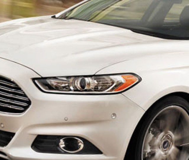 2013 2014 Ford Fusion Performance Parts