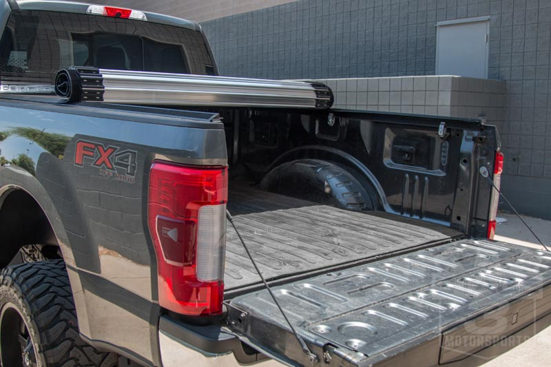 2017 2019 F250 Amp F350 Truxedo Titanium Hard Roll Up